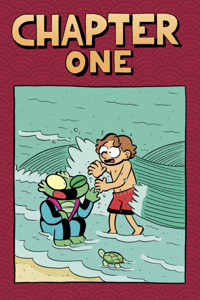Pages-from-MERMIN-V4-SC-MARKETING-4 ComicList Previews: MERMIN VOLUME 4 INTO ATLANTIS GN