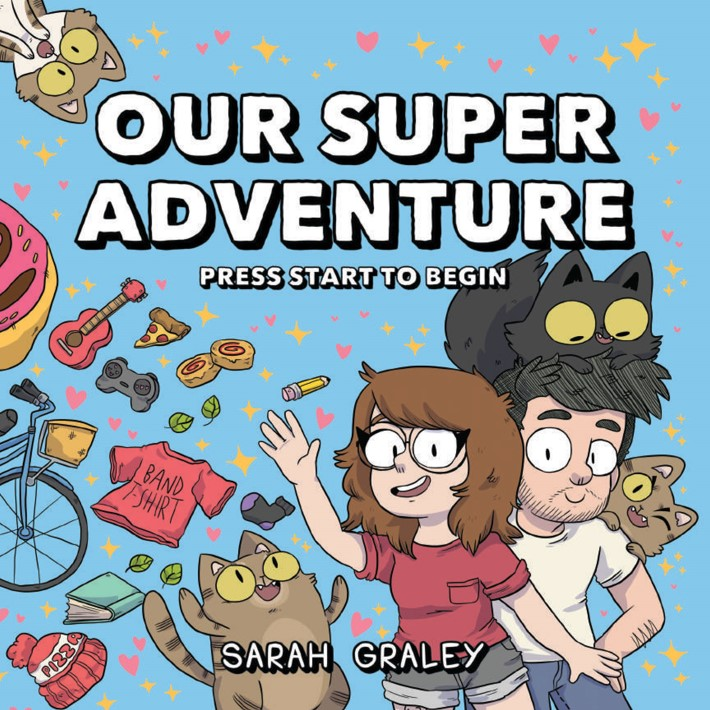 Pages-from-OSA-SB-MARKETING-NOT-FINAL-COVER ComicList Previews: OUR SUPER ADVENTURE VOLUME 1 PRESS START TO BEGIN HC