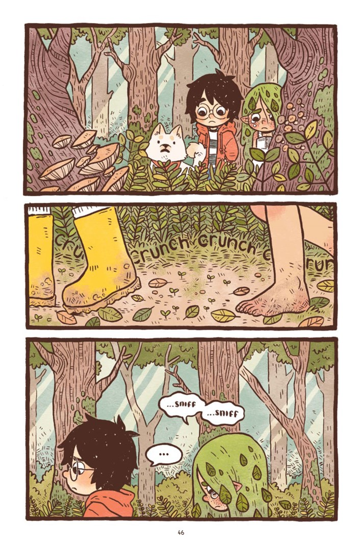 Pages-from-PILU-V1-REFERENCE-3-3 ComicList Previews: PILU OF THE WOODS GN