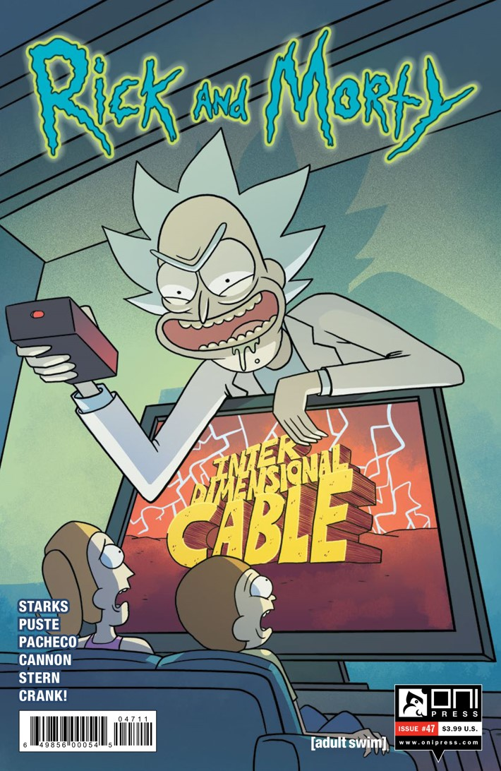 Pages-from-RICKMORTY-47-REFERENCE-1 ComicList Previews: RICK AND MORTY #47