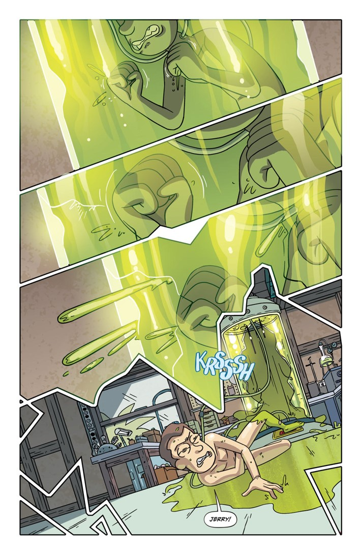 Pages-from-RICKMORTY-PRESENTS-SLEEPY-GARY-1-4 ComicList Previews: RICK AND MORTY PRESENTS SLEEPY GARY #1