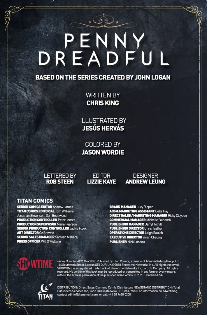 PennyDreadful_2_9_Credits ComicList Previews: PENNY DREADFUL #9