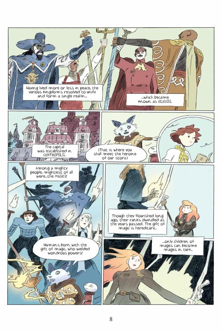 Persephone_HC_PRESS_12 ComicList Previews: PERSEPHONE HC