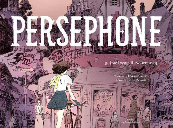 Persephone_HC_PRESS_6-7 ComicList Previews: PERSEPHONE HC