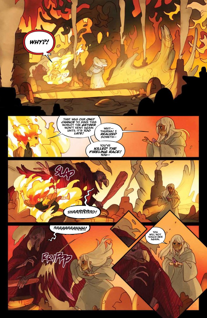 PowerDarkCrystal_012_PRESS_3 ComicList Previews: JIM HENSON'S THE POWER OF THE DARK CRYSTAL #12