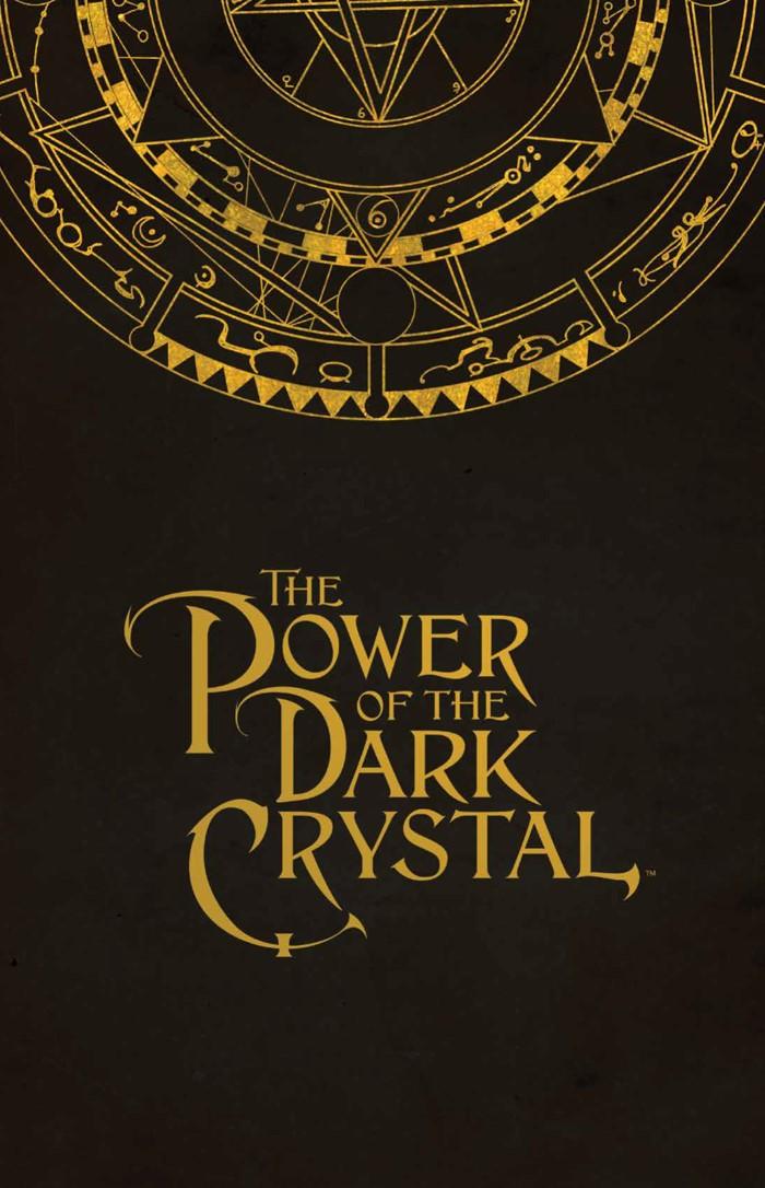PowerDarkCrystal_v1_HC_PRESS_14 ComicList Previews: JIM HENSON'S THE POWER OF THE DARK CRYSTAL VOLUME 1 HC