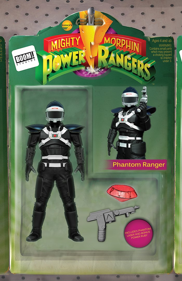 PowerRangers_024_D_ActionFigure ComicList Previews: MIGHTY MORPHIN POWER RANGERS #24