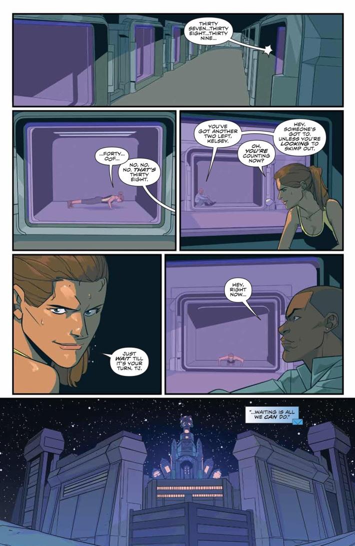 PowerRangers_029_PRESS_3 ComicList Previews: MIGHTY MORPHIN POWER RANGERS #29