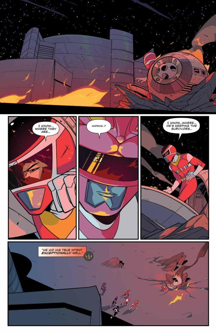 PowerRangers_029_PRESS_6 ComicList Previews: MIGHTY MORPHIN POWER RANGERS #29