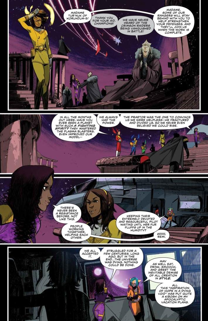 PowerRangers_036_PRESS_5 ComicList Previews: MIGHTY MORPHIN POWER RANGERS #36