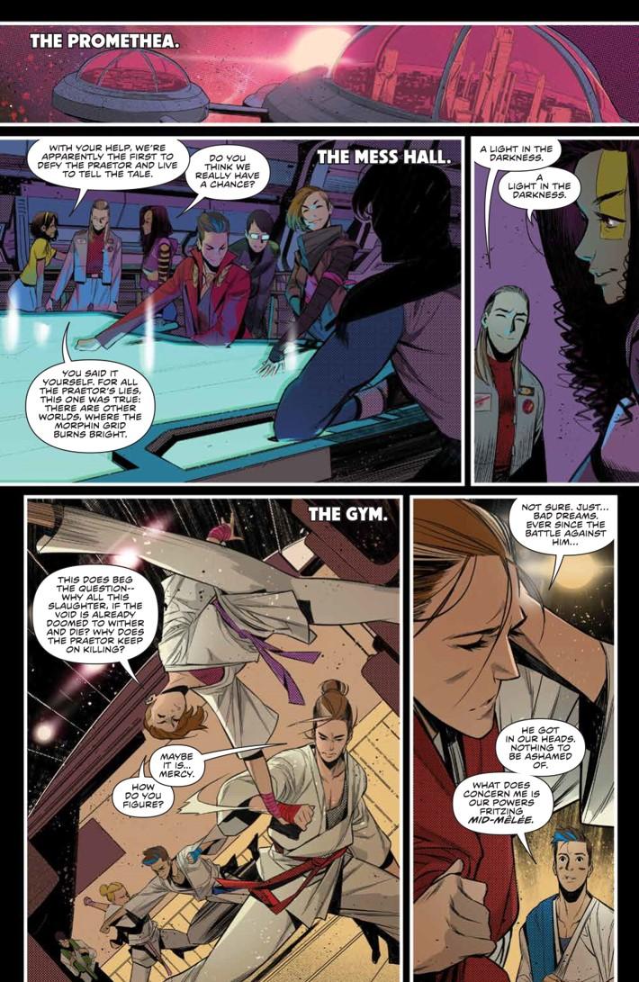 PowerRangers_036_PRESS_6 ComicList Previews: MIGHTY MORPHIN POWER RANGERS #36