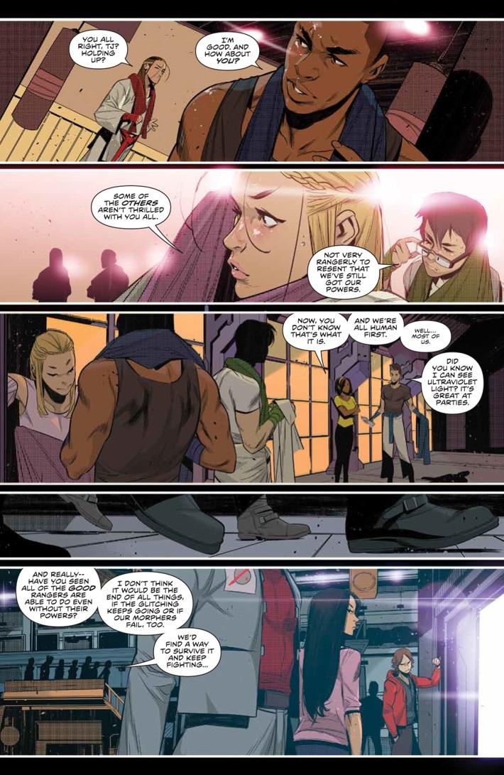 PowerRangers_036_PRESS_7 ComicList Previews: MIGHTY MORPHIN POWER RANGERS #36