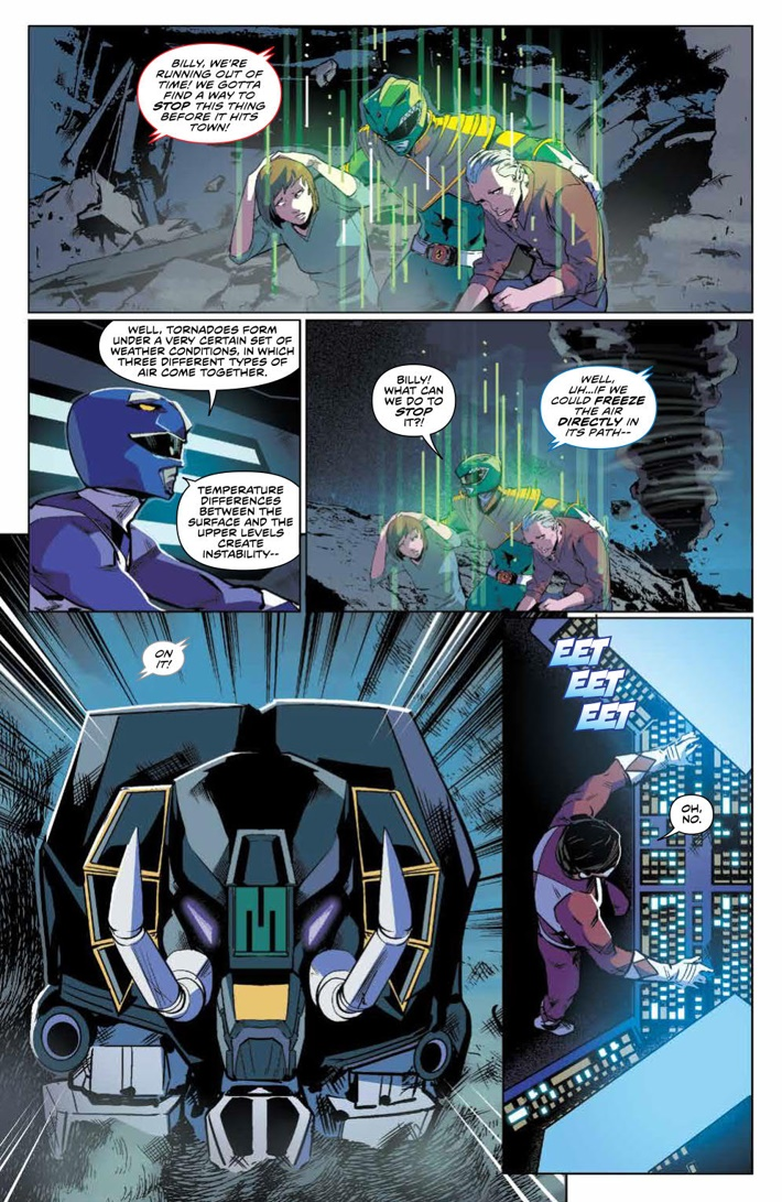 PowerRangers_v5_SC_PRESS_13 ComicList Previews: MIGHTY MORPHIN POWER RANGERS VOLUME 5 TP