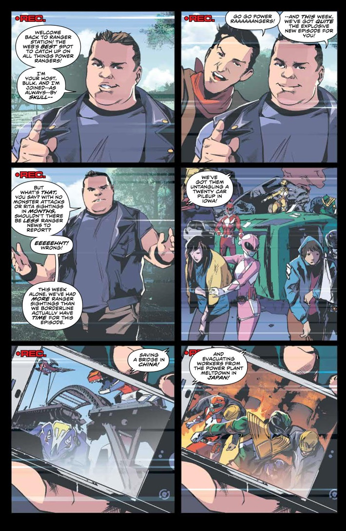 PowerRangers_v5_SC_PRESS_7 ComicList Previews: MIGHTY MORPHIN POWER RANGERS VOLUME 5 TP