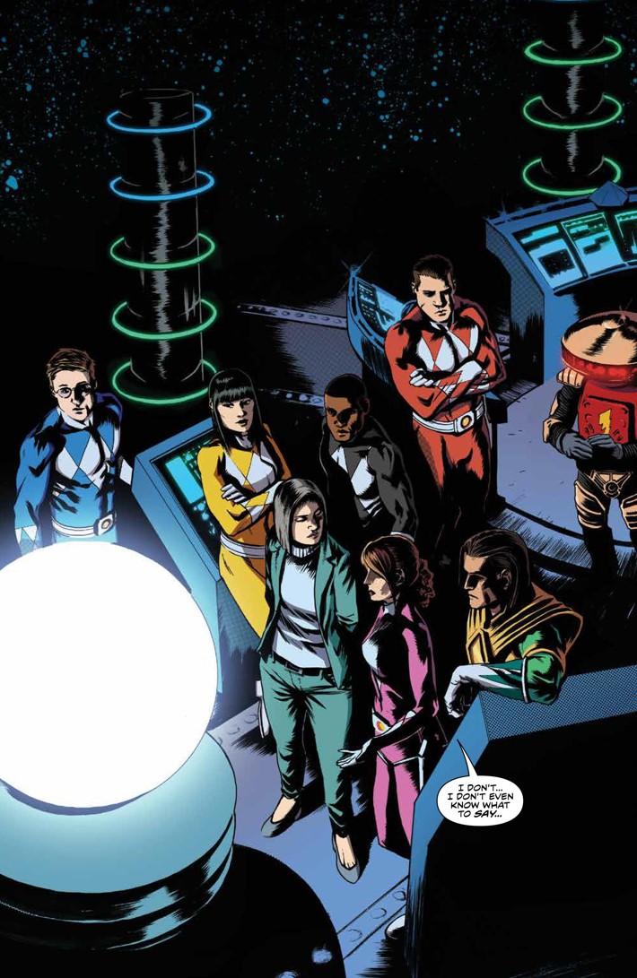 PowerRangers_v6_SC_PRESS_7 ComicList Previews: MIGHTY MORPHIN POWER RANGERS VOLUME 6 TP