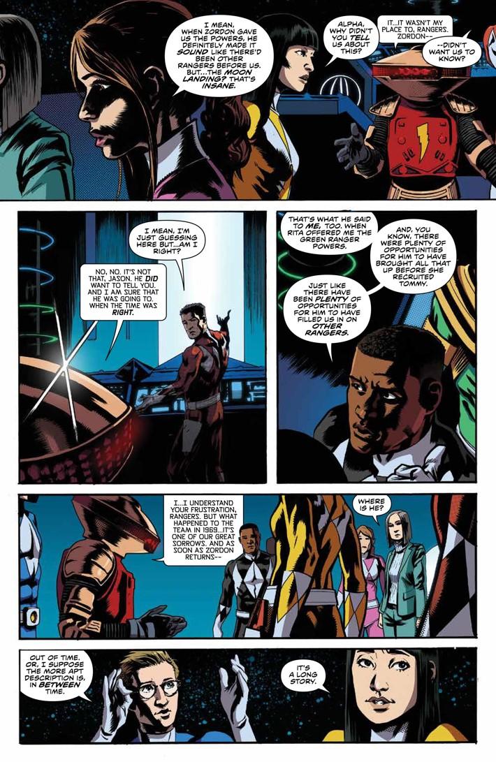 PowerRangers_v6_SC_PRESS_8 ComicList Previews: MIGHTY MORPHIN POWER RANGERS VOLUME 6 TP