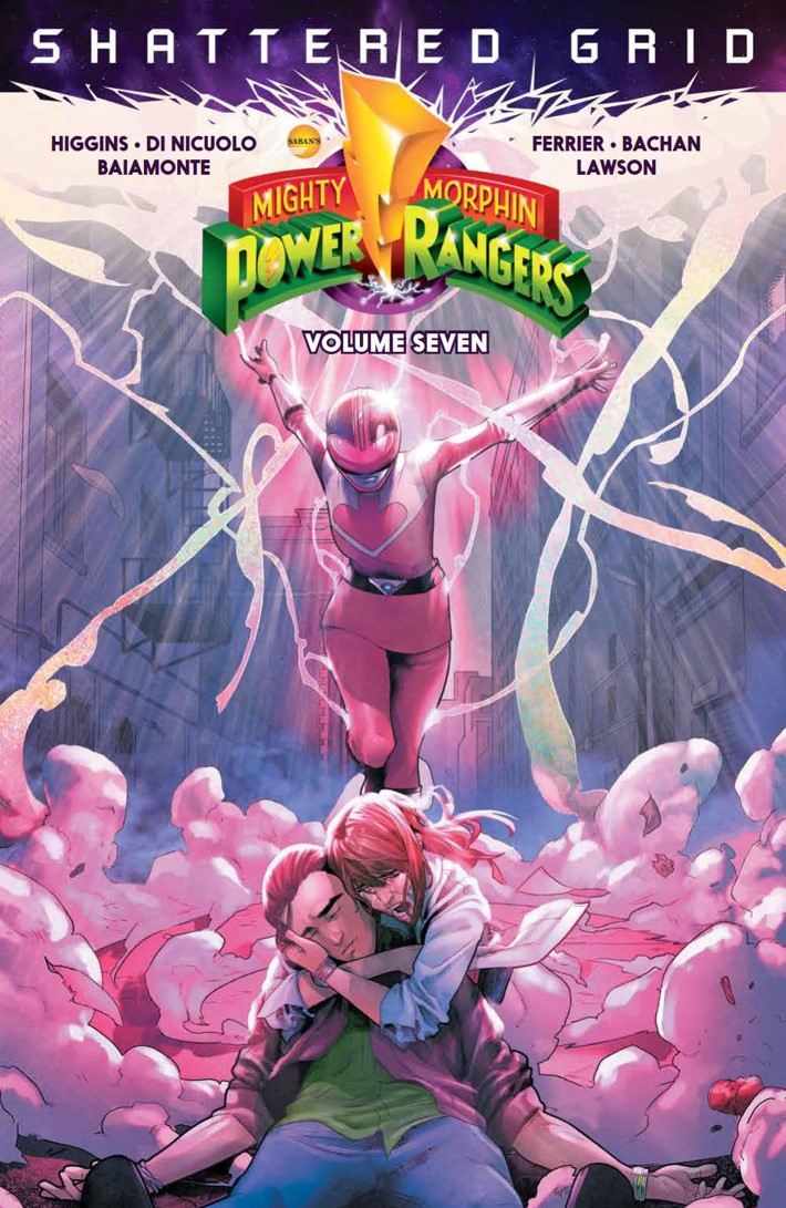 PowerRangers_v7_SC_PRESS_1 ComicList Previews: MIGHTY MORPHIN POWER RANGERS VOLUME 7 TP
