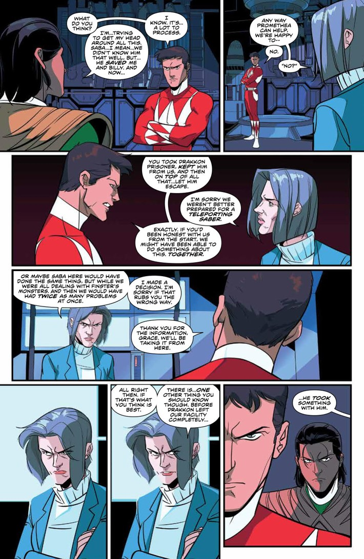 PowerRangers_v7_SC_PRESS_13 ComicList Previews: MIGHTY MORPHIN POWER RANGERS VOLUME 7 TP