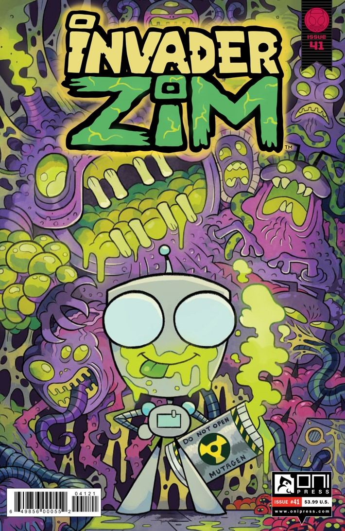 Preview-INVADERZIM-41-REFERENCE-2 ComicList Previews: INVADER ZIM #41