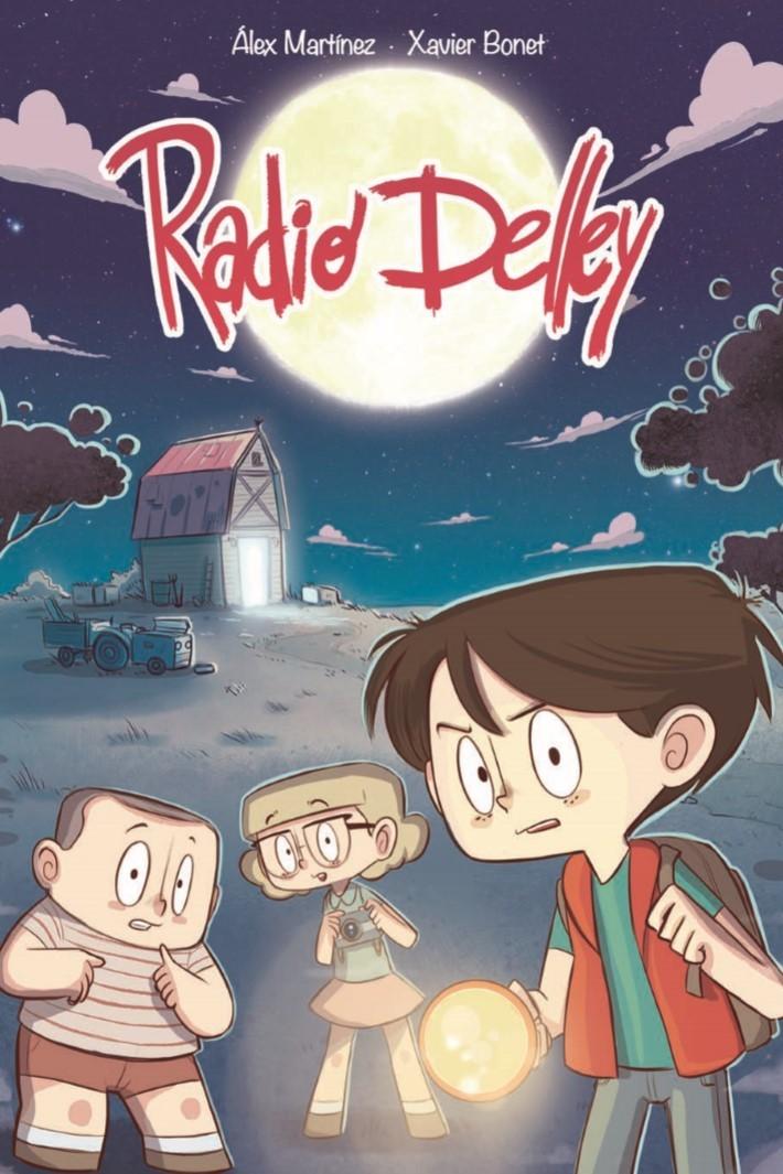 Radio_Delley-pr-1 ComicList Previews: RADIO DELLEY GN