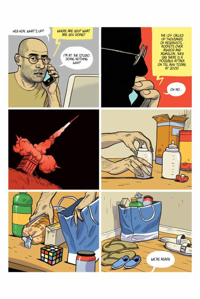 Realist_v2_HC_PRESS_16 ComicList Preview: THE REALIST VOLUME 2 PLUG AND PLAY HC