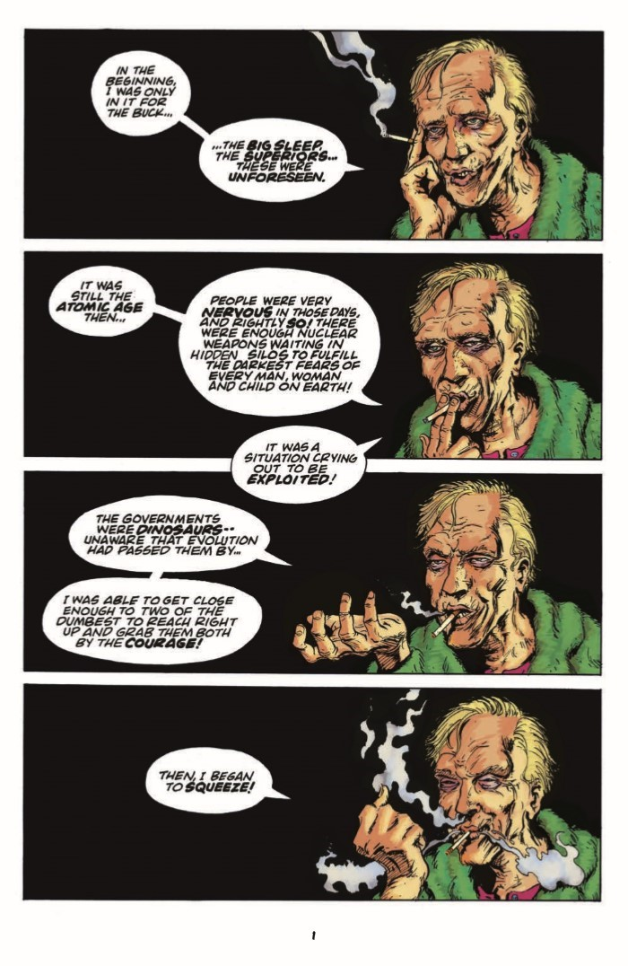 RickVeitch_TheOne_01-pr-3 ComicList Previews: RICK VEITCH'S THE ONE #1
