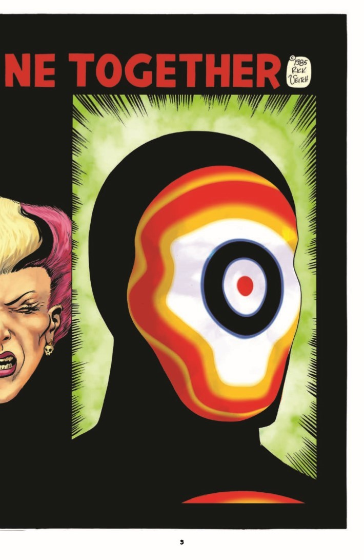 RickVeitch_TheOne_02-pr-5 ComicList Previews: RICK VEITCH'S THE ONE #2