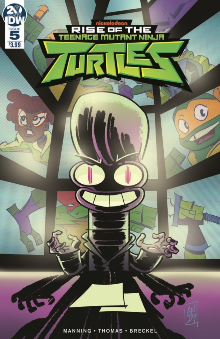 Rise_of_TMNT_05-pr-1 ComicList Previews: RISE OF THE TEENAGE MUTANT NINJA TURTLES #5