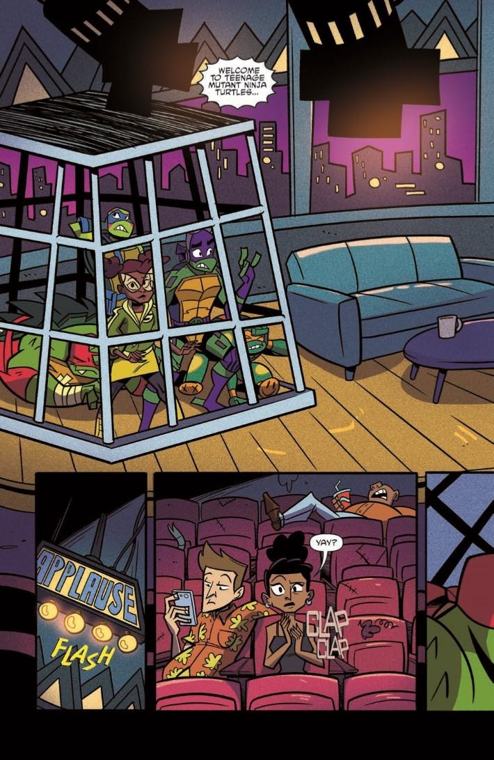 Rise_of_TMNT_05-pr-4 ComicList Previews: RISE OF THE TEENAGE MUTANT NINJA TURTLES #5