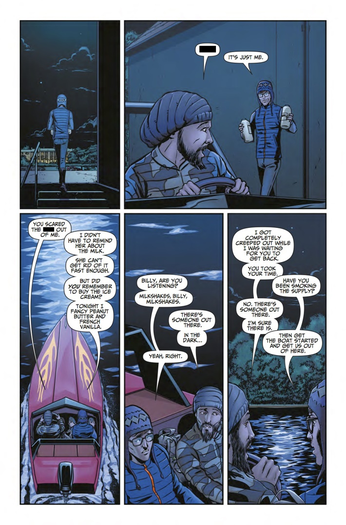 Rivers_of_London_Water_Weed_1_Page-5 ComicList Previews: RIVERS OF LONDON WATER WEED #1
