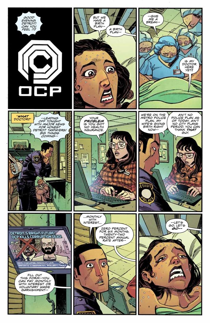 Robocop_CitizensArrest_001_PRESS_3 ComicList Previews: ROBOCOP CITIZENS ARREST #1