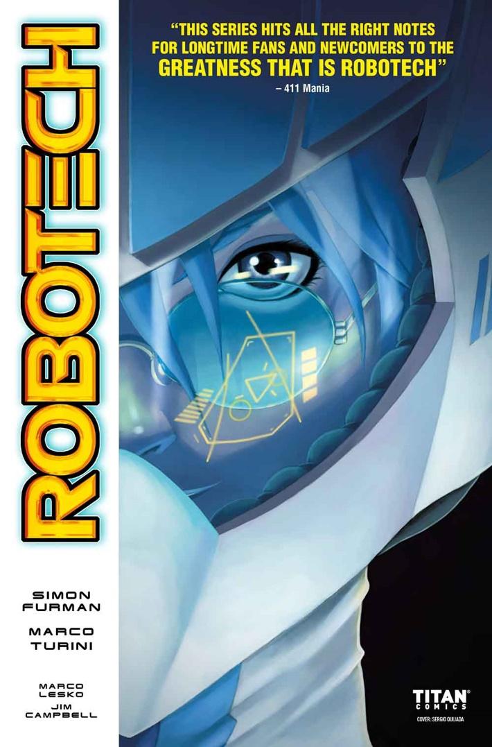 Robotech_9_Cover-C ComicList Previews: ROBOTECH #9