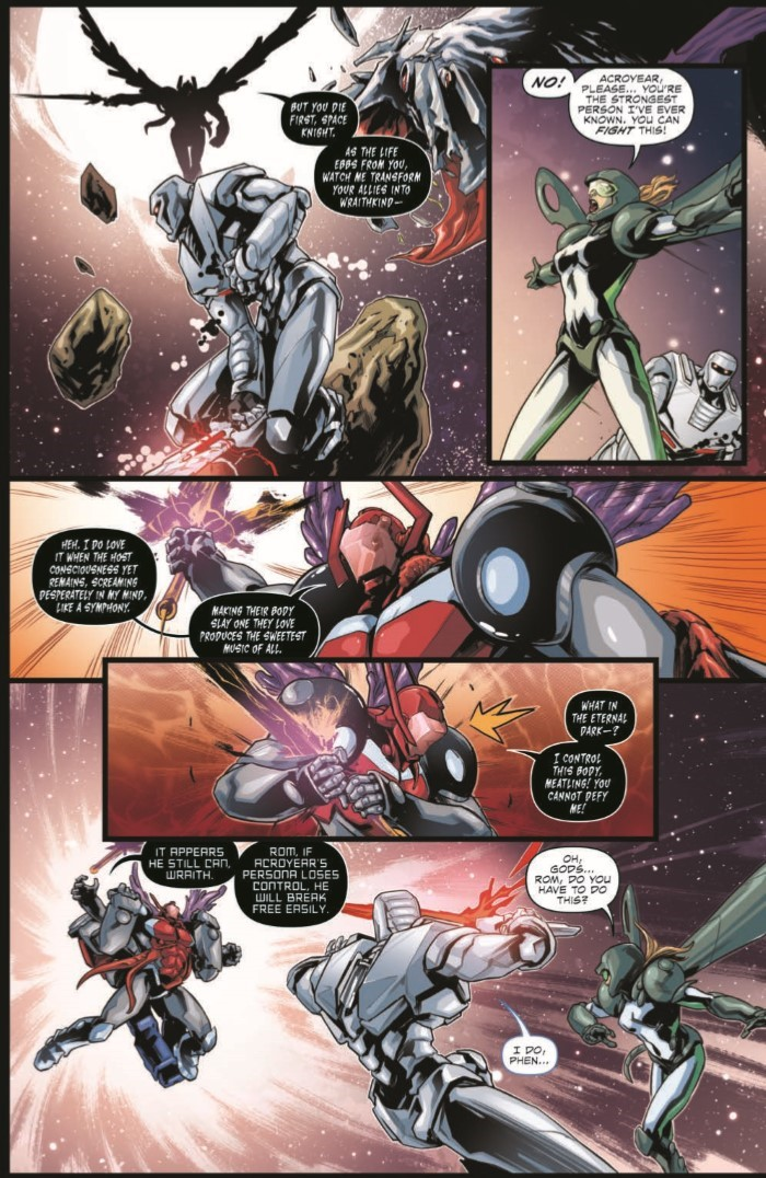 Rom_Micronauts_03-pr-6 ComicList Previews: ROM AND THE MICRONAUTS #3