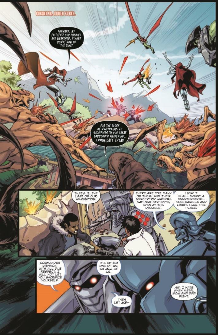 Rom_Micronauts_04-pr-3 ComicList Previews: ROM AND THE MICRONAUTS #4