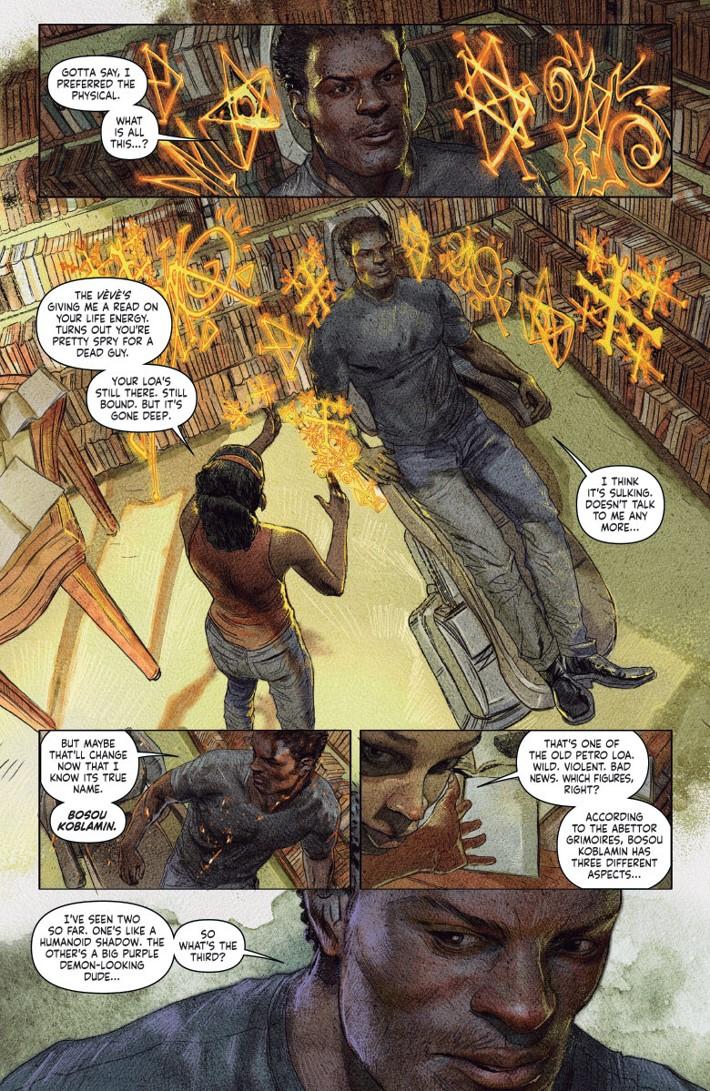 SHADOWMANVOL3_PREVIEW_3 ComicList Previews: SHADOWMAN VOLUME 3 RAG AND BONE TP