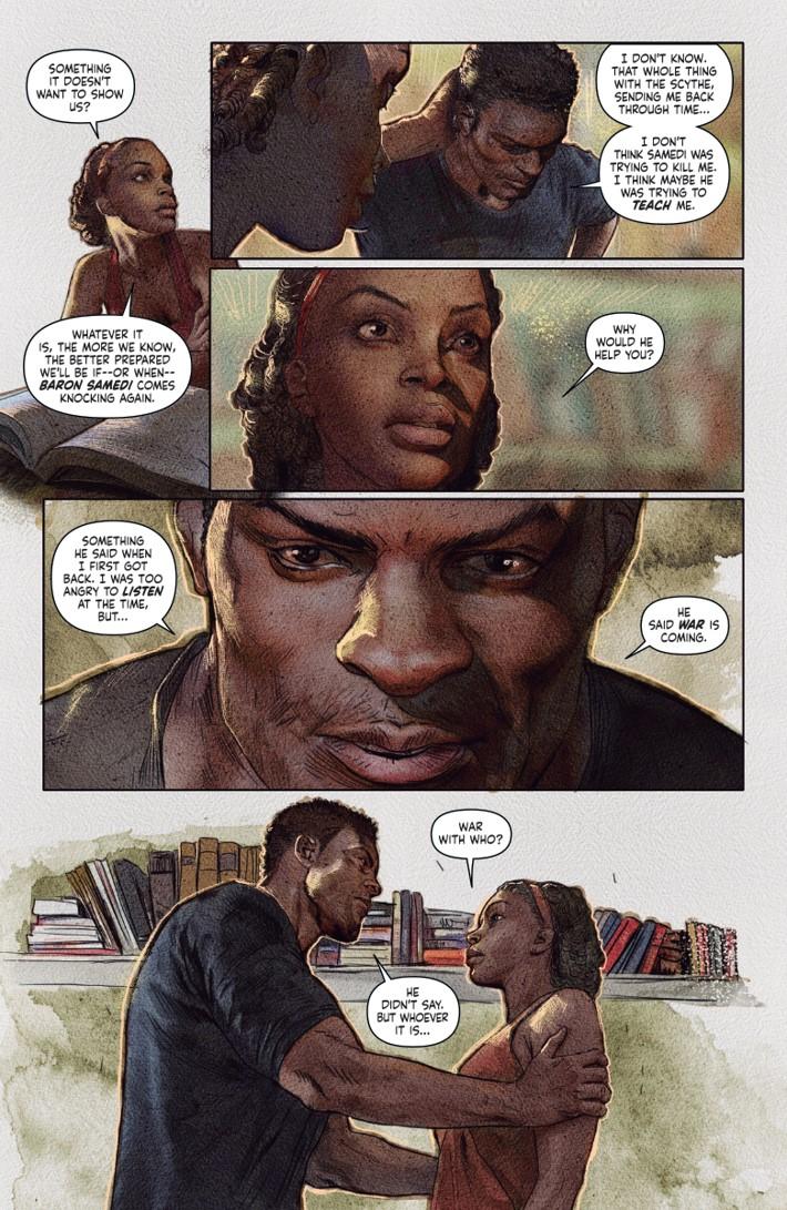 SHADOWMANVOL3_PREVIEW_4 ComicList Previews: SHADOWMAN VOLUME 3 RAG AND BONE TP