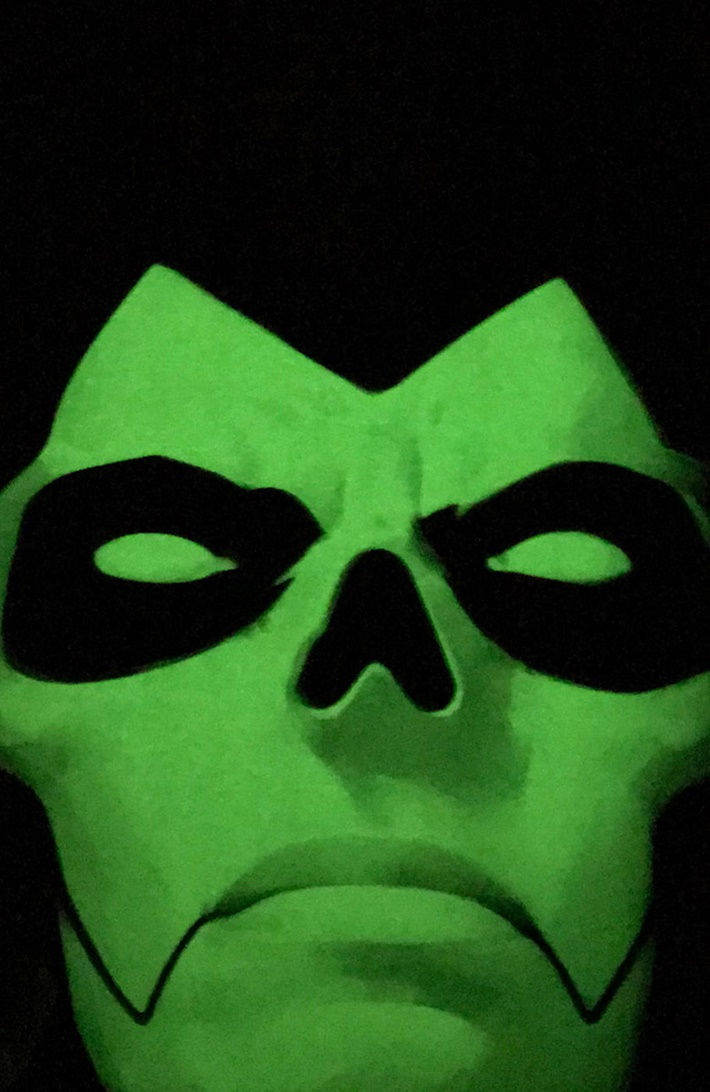 SM2018-VARIANT-BRUSHED-METAL-GLOW-IN-THE-DARK_ZONJIC ComicList Previews: SHADOWMAN (2018) #1