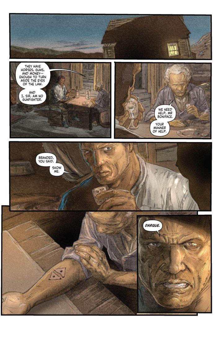 SM2018_005_005 ComicList Previews: SHADOWMAN (2018) #5