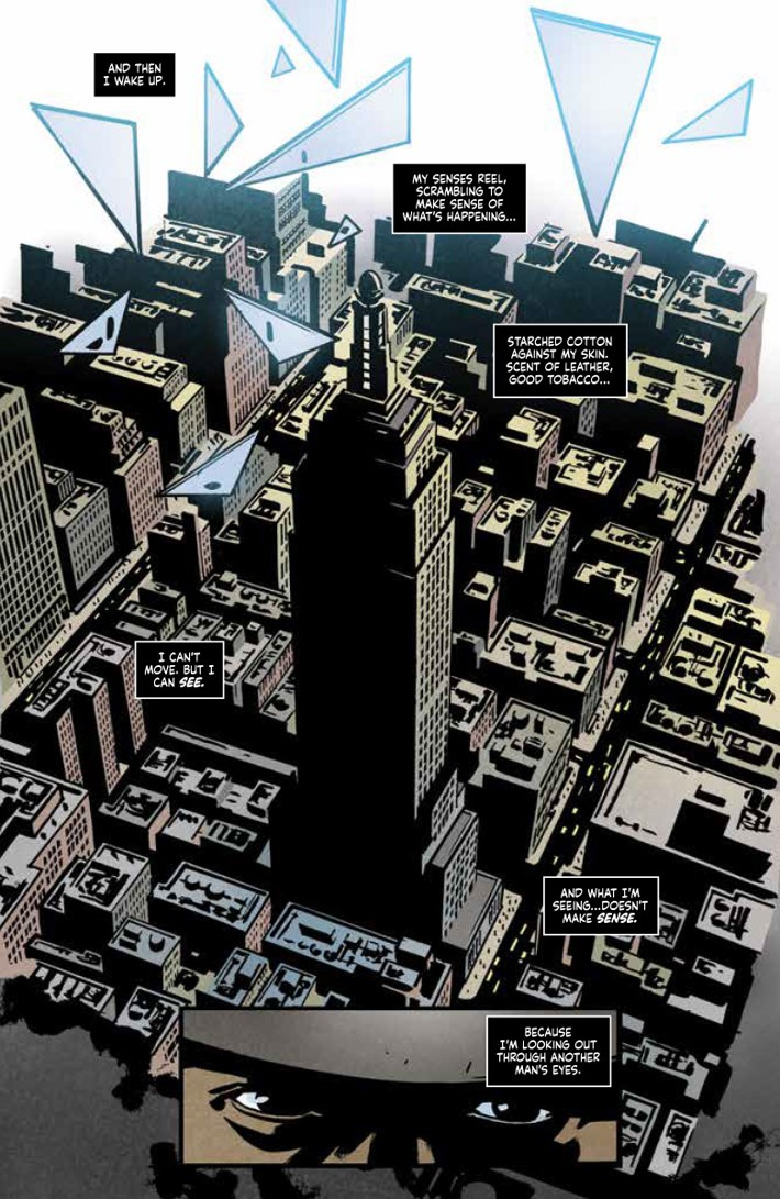 SM2018_TPB_002_003 ComicList Previews: SHADOWMAN (2018) VOLUME 2 DEAD AND GONE TP