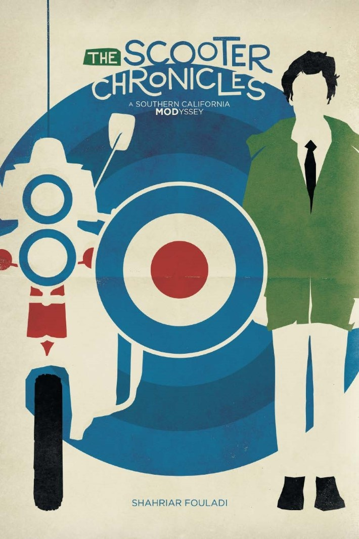 ScooterChronicles-pr-1 ComicList Previews: THE SCOOTER CHRONICLES A SOUTHERN CALIFORNIA MODYSSEY TP
