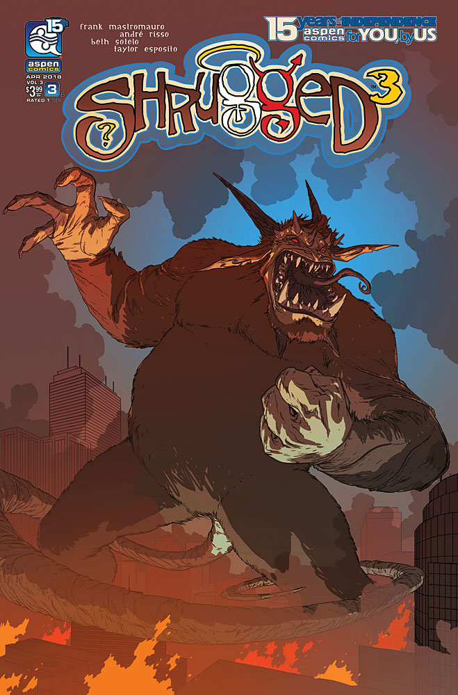 Shrugged-v3-03b-Gunnell ComicList Previews: SHRUGGED VOLUME 3 #3