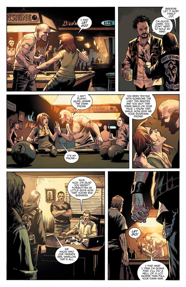 SonsOfAnarchy_Legacy_v1_SC_PRESS_18 ComicList Previews: SONS OF ANARCHY LEGACY EDITION VOLUME 1 TP