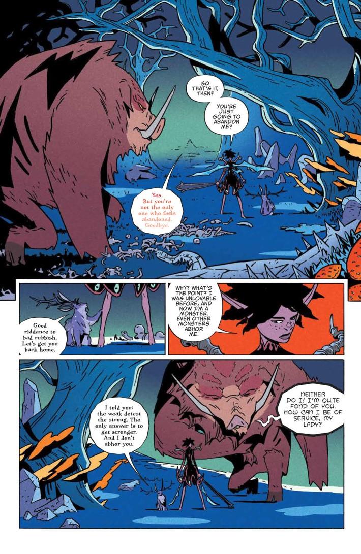 Sparrowhawk_004_PRESS_3 ComicList Previews: SPARROWHAWK #4