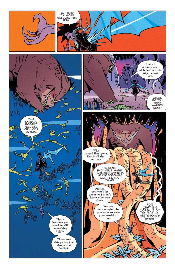 Sparrowhawk_004_PRESS_6 ComicList Previews: SPARROWHAWK #4