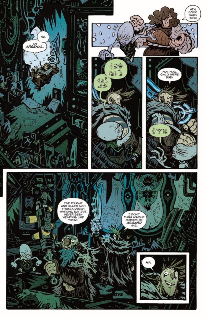 SpiderKing_02-pr-7 ComicList Previews: THE SPIDER KING #2