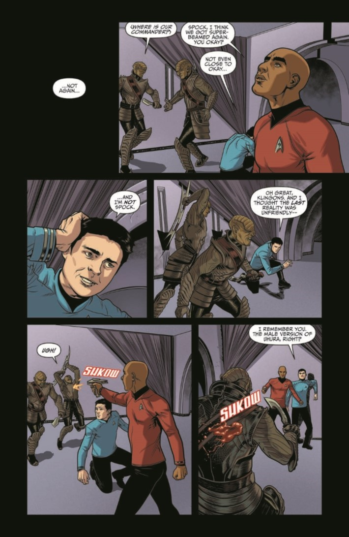 StarTrek_BoldlyGo_18-pr-6 ComicList Previews: STAR TREK BOLDLY GO #18