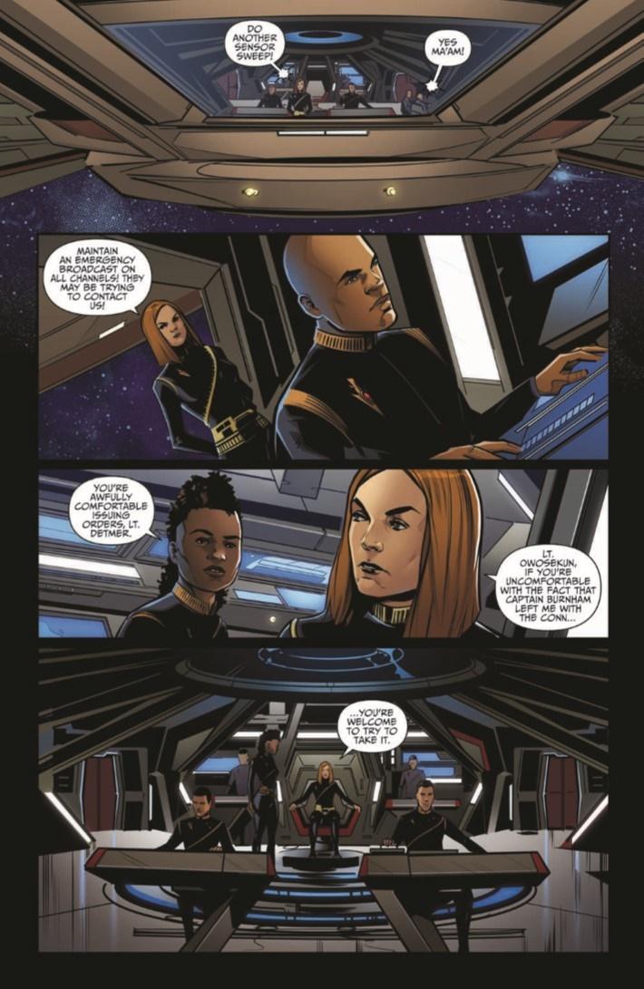 StarTrek_Discovery_Succession_01-pr-6 ComicList Previews: STAR TREK DISCOVERY SUCCESSION #1
