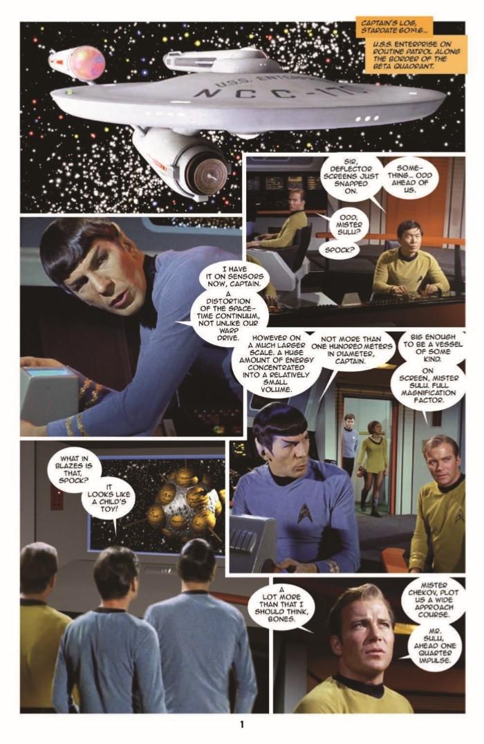 StarTrek_NV_15-pr-3 ComicList Preview: STAR TREK NEW VISIONS #15 THE TRAVELER
