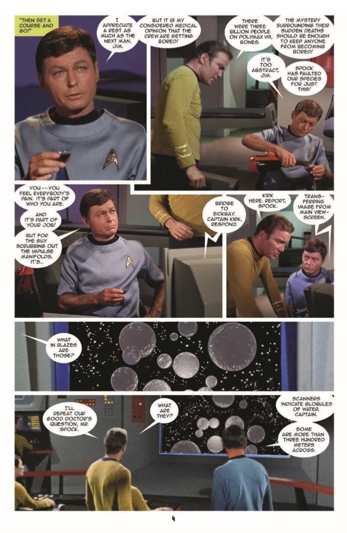 StarTrek_New_Visions_Vol08-pr-5 ComicList Previews: STAR TREK NEW VISIONS VOLUME 8 TP