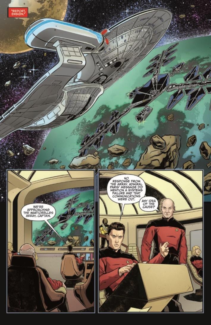 StarTrek_ThroughTheMirror_04-pr-3 ComicList Previews: STAR TREK THE NEXT GENERATION THROUGH THE MIRROR #4